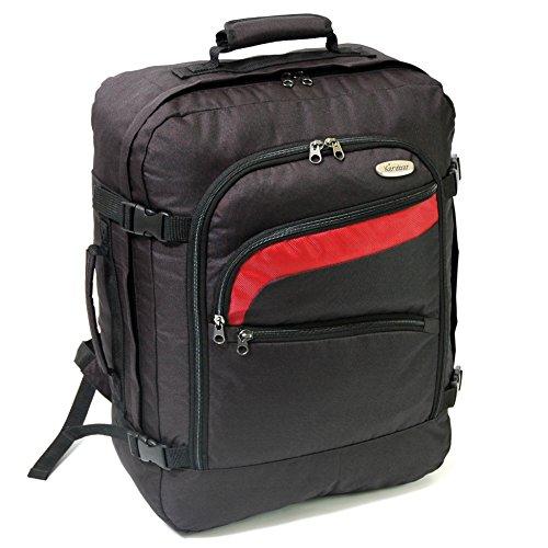karabar-easyjet-cabina-aprobado-mochila-50-x-40-x-20-cm-40-litros-800-gramos-negro-rojo