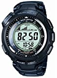 CASIO (カシオ) 腕時計 PROTREK プロトレック タフソーラー 電波時計 Super Sim Line MULTI BAND5 PRW-1300YTJ-1JF