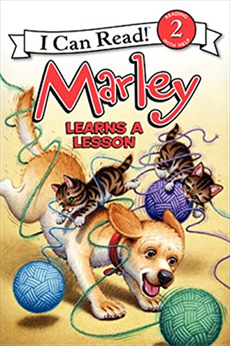 Marley: Marley Learns a Lesson (I Can Read Level 2) (I Can Learn compare prices)