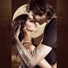 Kindred: The Darkwoods Trilogy, Book 2 (       UNABRIDGED) by J. A. Redmerski Narrated by Andrew Eiden, Kate Reinders