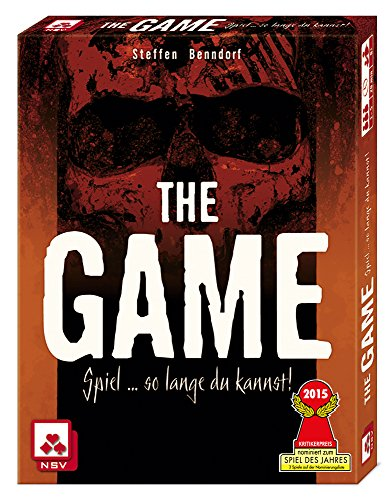 The Game – Kartenspiel