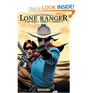 The Lone Ranger Volume 4: Resolve SC Sergio Cariello