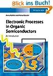Electronic Processes in Organic Semic...