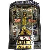 Marvel Legends Icons Wolverine Masked Variant 11-Inch Action Figure