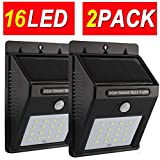 16LED2PACK SOGRAND SOLAR SECURITY LIGHT
