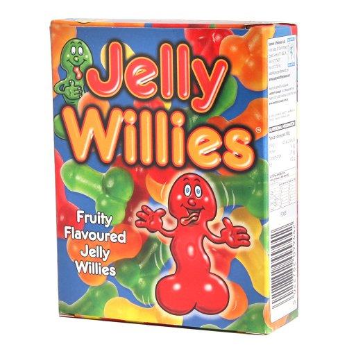Weingummi Willies