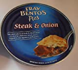 Fray Bentos Steak & Onion Pie - 1 x 425 gram