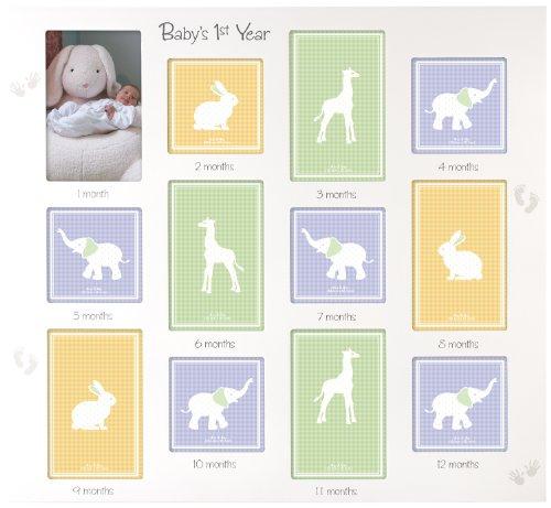 Malden International Designs Baby's 1st Year Wall Collage - 1