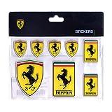 フェラーリ ステッカーセット 8枚セット