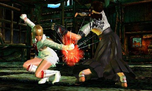 Tekken 3D - Prime Edition screenshot