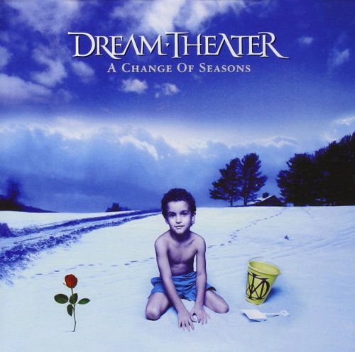 Original album cover of Change of Seasons by Dream Theater