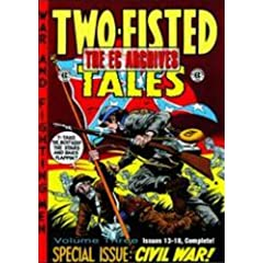 Picture of EC Archives Two Fisted Tales Volume 3 (Paperback) cover
