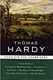 img - for Thomas Hardy: Five Novels - Far From The Madding Crowd, The Return of the Native, The Mayor of Casterbridge, Tess of the d'Urbervilles, Jude the Obscure book / textbook / text book