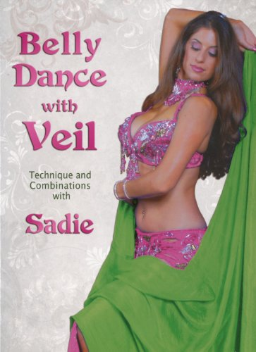 Belly Dance with Veil Saide [DVD]