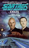Exiles (Star Trek: The Next Generation, No. 14) (0671705601) by Weinstein, Howard