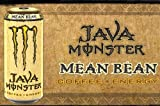 【アメリカから直輸入・日本未発売】 モンスターエナジー JAVAモンスター443ml - 15オンス 10本セット 【並行輸入品】 Java Monster Coffee MEAN BEAN+ Energy Drink, 15-Ounce Cans