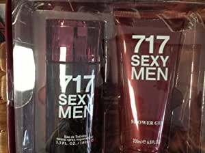717 Sexy Men Cologne and Shower Gel in Gift Box