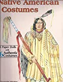 Native American Costumes Paper Dolls