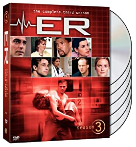ER: The Complete Third Season from National Broadcasting Company (NBC)