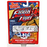 Buck Rogers Floor Flyer Metal Die Cast: Buck Rogers Space Ship