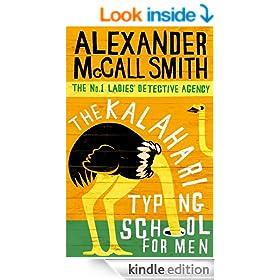 The Kalahari Typing School for Men (No. 1 Ladies' Detective Agency Book 4)