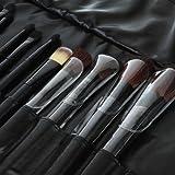 Jovana Professional Studio Brush Set With Pouch, Gift Idea Black32 Pcs