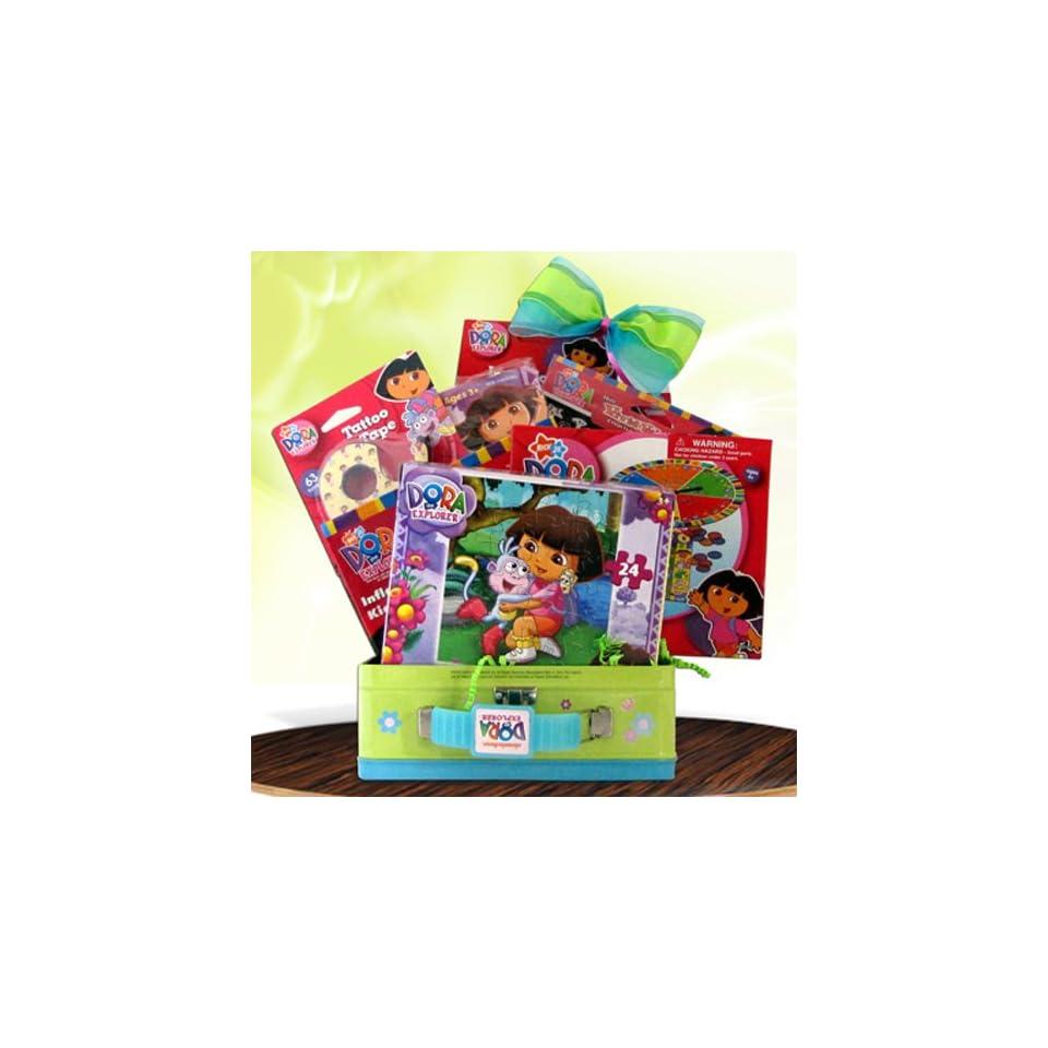 Dora The Explorer Fun Pack Ideal For Birthday Gift Baskets Girls Under 10