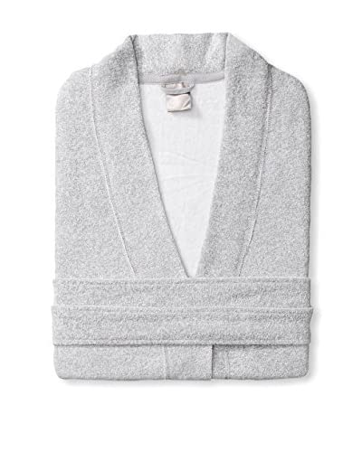 Harbor House Feathered Robe, Grey, One Size