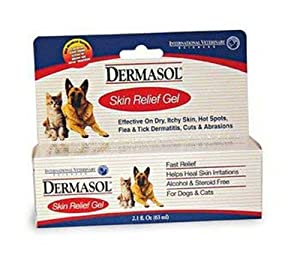 Dermasol Skin Care Gel 2.1 oz