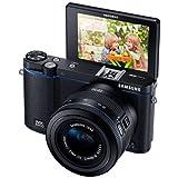 Samsung NX3300 Kit noir + 20-50 + SEF-8A