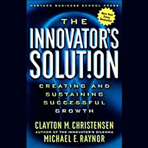 The Innovator's Solution Audiobook