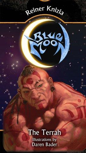 Blue Moon City - The Terrah