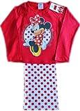 Disney Minnie Mouse Polka Dot Pyjamas 3 4 5 6 7 Years aw13 (6-7 Years)