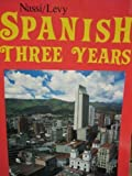 img - for Spanish Three Years Review Text book / textbook / text book