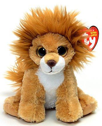 ty-beanie-babies-midas-il-leone
