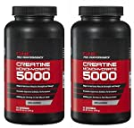 GNC Pro Performance Creatine Monohydrate, Unflavored, 8.8 oz - 50 Servings (Two Bottles each of 50 Servings)