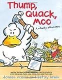 Doreen Cronin Thump, Quack, Moo