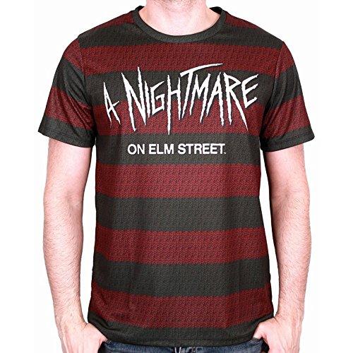 Nightmare on Elm Street T Shirt (Size Medium)