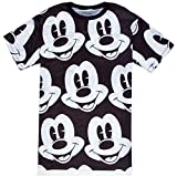 neff Men's Mickey Mickey X Disney, Black, Medium