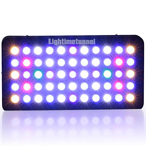 165W LED Aquarium Plant Light Full spectrum Dimmable LPS SPS Coral Reef Fish Tank Lighting (48 Inch Full Spectrum Led compare prices)