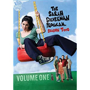 The Sarah Silverman Program Season 2 movie