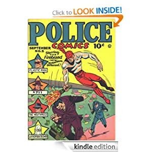 Police Comics Issue #2