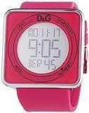 D&G Dolce&Gabbana Women's Quartz Watch DW0737 DW0737 with Rubber Strap