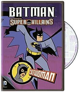 Batman Super Villains Catwoman