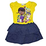 Disney Doc McStuffins Toddler Girl's That'll Cost You One Hug Dress