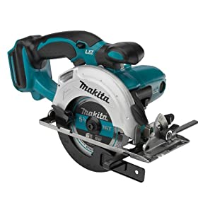 Bare-Tool Makita BSS501Z 18-Volt LXT Lithium-Ion Cordless 5-3/8-Inch Circular Trim Saw (Tool Only, No Battery)