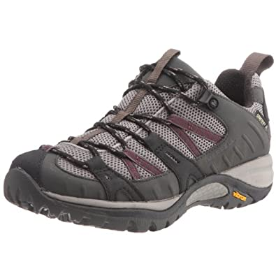 Merrell Siren Sport GTX XCR, Chaussures de marche femme - Gris, 36 EU