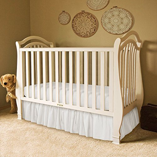 Crib Bed Skirts 177550 front