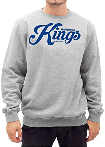 hamburg-kings-sweater-grigio-certified-freak-l