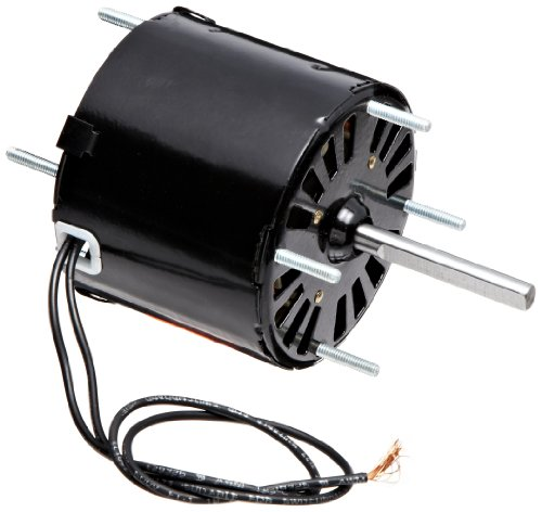 Fasco d186 3 3 frame open ventilated shaded pole general for Electric motor sleeve bearings